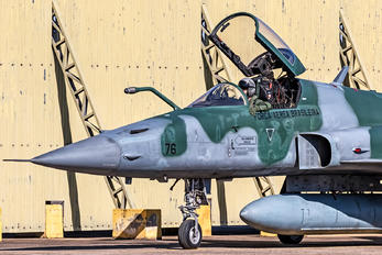 4876 - Brazil - Air Force Northrop F-5EM Tiger II