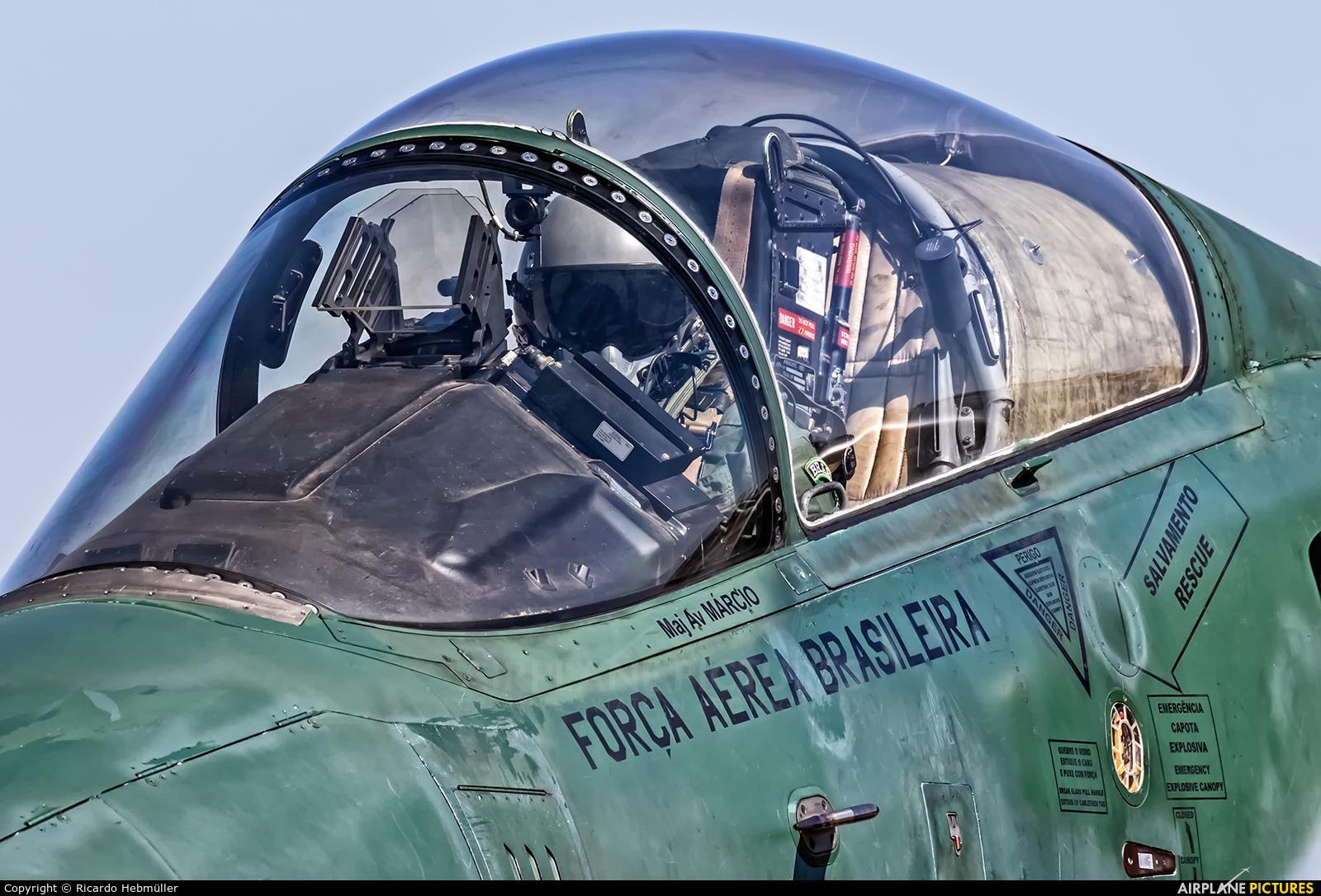 Brazil - Air Force 5537 aircraft at Anápolis AFB