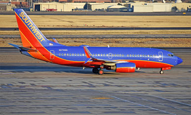 N279WN - Southwest Airlines Boeing 737-700