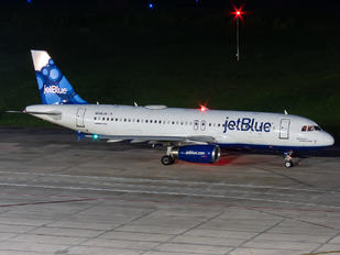N646JB - JetBlue Airways Airbus A320