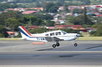 TI-AMZ - ECDEA - Costarican School Of Aviation Piper PA-28R-200 Cherokee Arrow