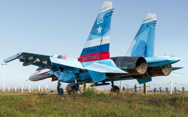RF-92225 - Russia - Air Force Sukhoi Su-30