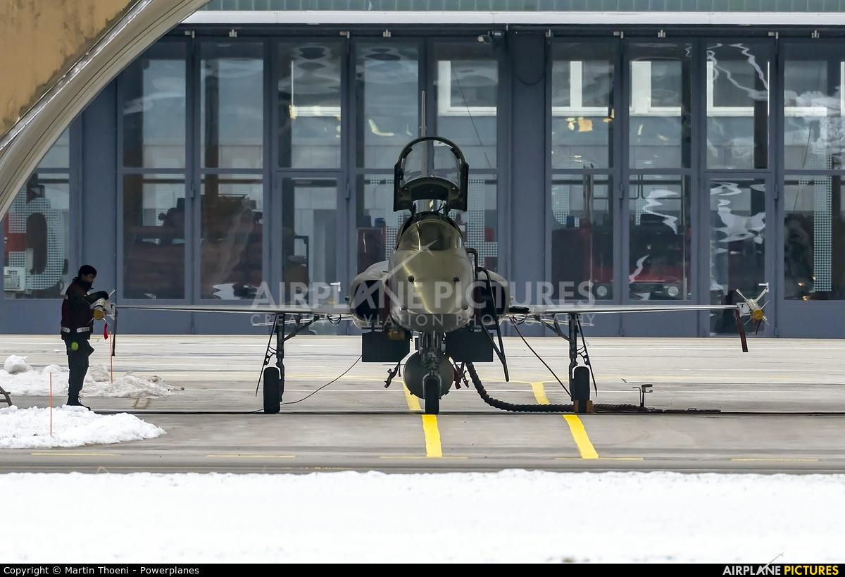 Switzerland - Air Force J-3044 aircraft at Meiringen