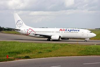 OM-CEX - Air Explore Boeing 737-400