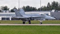HN-412 - Finland - Air Force McDonnell Douglas F-18C Hornet aircraft