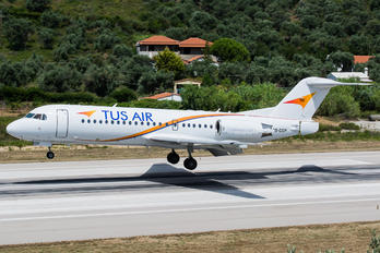 5B-DDF - Tus Airways Fokker 70