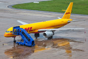 G-DHKH - DHL Cargo Boeing 757-200 aircraft