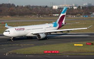D-AXGD - Eurowings Airbus A330-200 aircraft