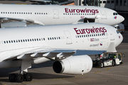 OO-SFJ - Eurowings Airbus A330-300 aircraft
