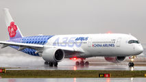 B-18918 - China Airlines Airbus A350-900 aircraft