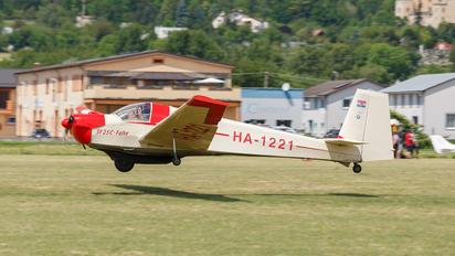 HA-1221 - Private Scheibe-Flugzeugbau SF-25 Falke