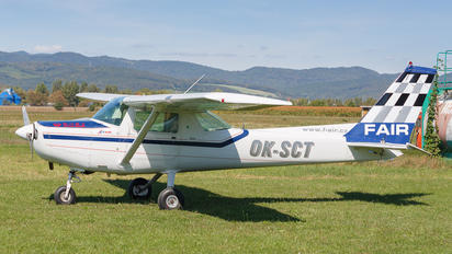 OK-SCT - F-Air Cessna 152