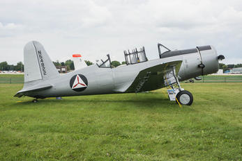 N54822 - Private Vultee BT-13