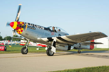 N431MG - Private North American P-51D Mustang