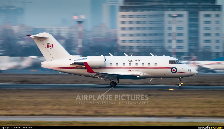 Canada - Air Force 144617 aircraft at Warsaw - Frederic Chopin