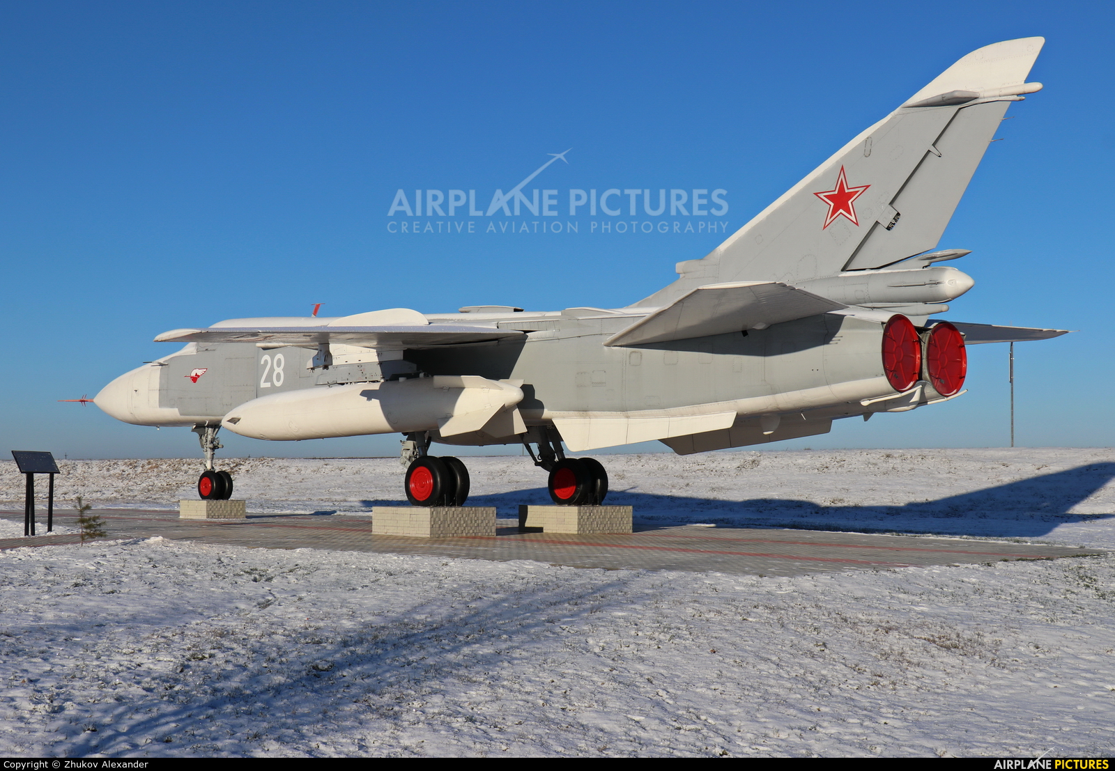 Belarus - Air Force 28 aircraft at Off Airport - Belarus