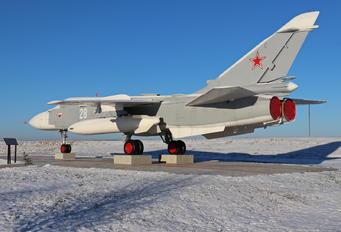 28 - Belarus - Air Force Sukhoi Su-24M