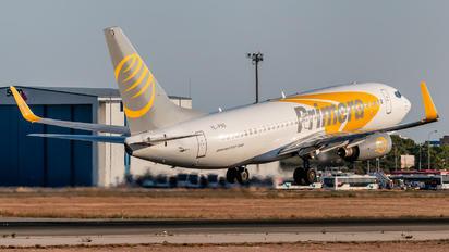 YL-PSG - Primera Air Nordic Boeing 737-700