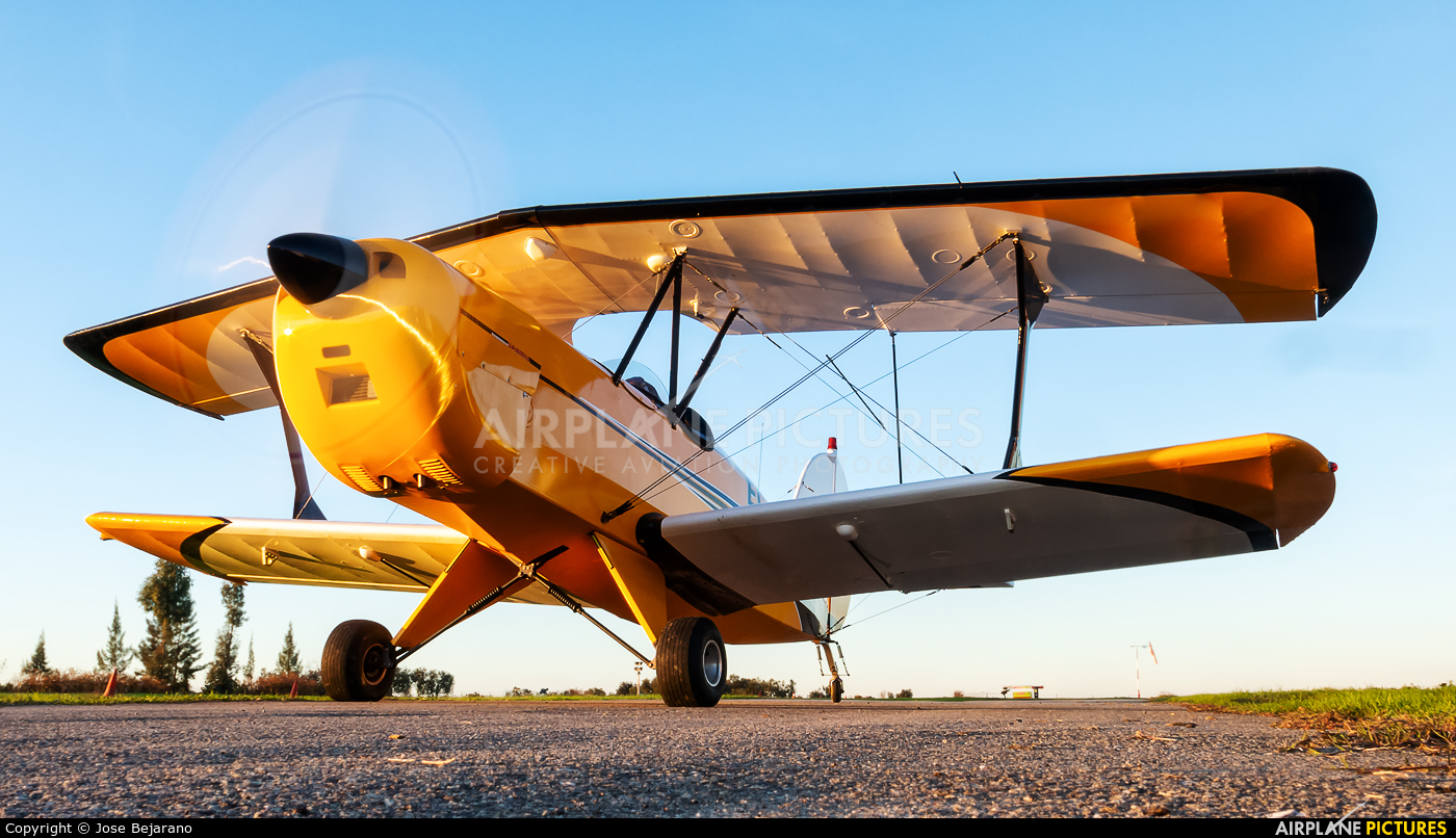 Private EC-XQF aircraft at Aeródromo de Almonte