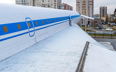 CCCР-77107 - Aeroflot Tupolev Tu-144