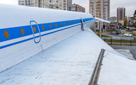 CCCР-77107 - Aeroflot Tupolev Tu-144 aircraft