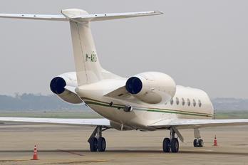 M-ARDI - Private Gulfstream Aerospace G-V, G-V-SP, G500, G550