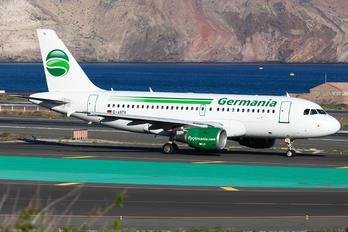 D-ASTK - Germania Airbus A319