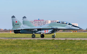 57 - Russia - Air Force Mikoyan-Gurevich MiG-29UB