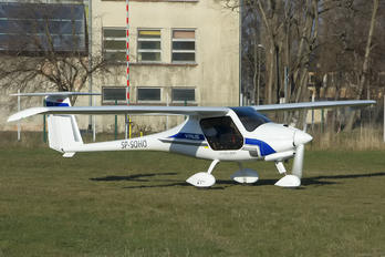SP-SOHO - Private Pipistrel Virus 912