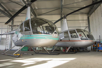 SP-TOM - Private Robinson R44 Raven I