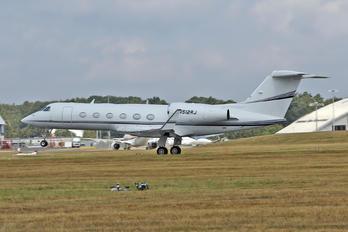 N512RJ - Private Gulfstream Aerospace G-IV,  G-IV-SP, G-IV-X, G300, G350, G400, G450