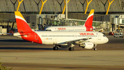 EC-IZR - Iberia - Airport Overview - Aircraft Detail