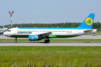 UK32012 - Uzbekistan Airways Airbus A320