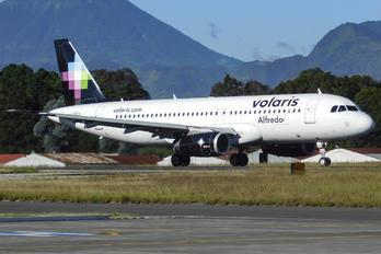 N514VL - Volaris Airbus A320