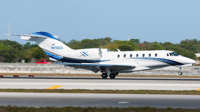 N110CX - Private Cessna 750 Citation X