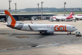 PR-GOP - GOL Transportes Aéreos  Boeing 737-800