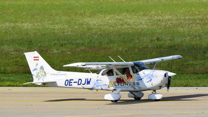 OE-DJW - Die Flugschule-Graz Cessna 172 Skyhawk (all models except RG)