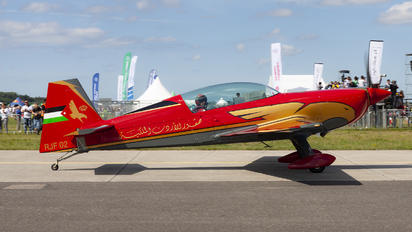 RJF 02 - Jordan - Royal Flight Extra 330LX