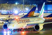 ET-ATI - Ethiopian Airlines Boeing 787-8 Dreamliner aircraft