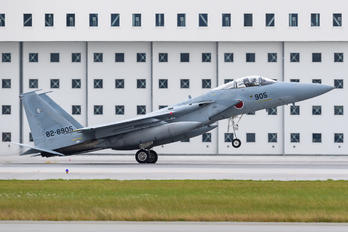 82-8905 - Japan - Air Self Defence Force Mitsubishi F-15J