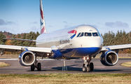 G-MEDL - British Airways Airbus A321 aircraft