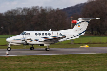 D-IAMI - Private Beechcraft 200 King Air