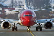 LN-NHF - Norwegian Air Shuttle Boeing 737-800 aircraft