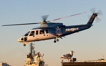 C-GHJK - Helijet Sikorsky S-76