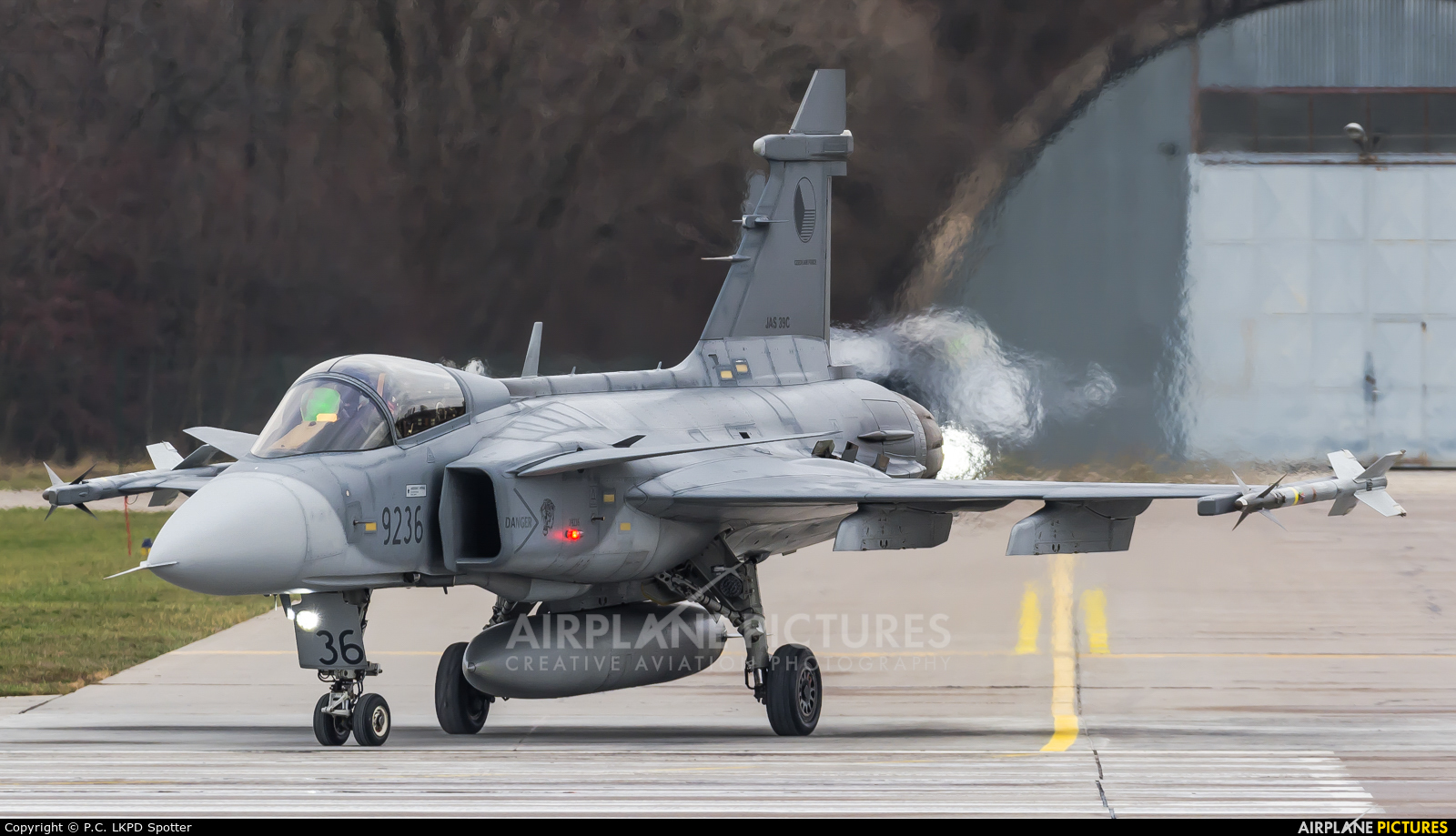 Czech - Air Force 9236 aircraft at Pardubice