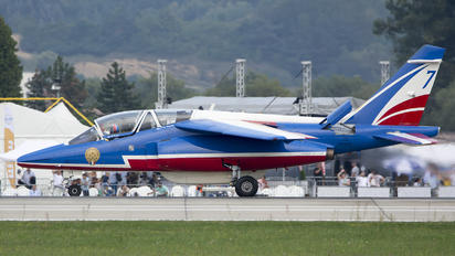 """F-TETD - France - Air Force """"Patrouille de France"""" Dassault - Dornier Alpha Jet E"""