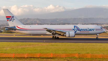 N373CM - Amerijet International Boeing 767-300F