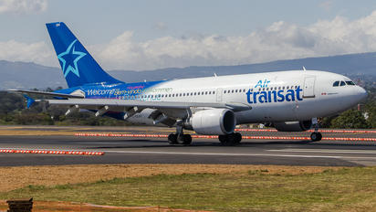 C-GSAT - Air Transat Airbus A310