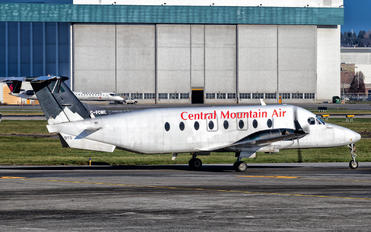 C-FCME - Central Mountain Air Beechcraft 1900D Airliner