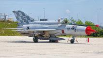 117 - Croatia - Air Force Mikoyan-Gurevich MiG-21bisD aircraft